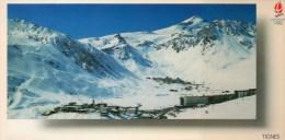 - 73 - TIGNES (Savoie) - Station Olympique - La Grande Motte 3656 M.  Val Claret - Carte Panoramique - - Otros Municipios