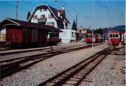 Gare à Identifier - Trains