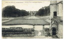 28 - MAINTENON - Parc Du Château De Maintenon - Vue Sur L'Eure Canalisée Et L'Aqueduc - Maintenon