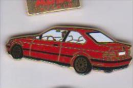 Pin's B M W   SIGNE ARTHUS BERTRAND - BMW