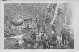 ¤¤   -   Carte-Photo   -  Scouts En Montagne , Scoutisme  -  Alpinisme     -  ¤¤ - Pfadfinder-Bewegung