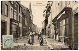 Périers - Route De Saint-Lô - France
