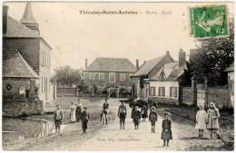 Thieuloy Saint Antoine - Mairie - Ecole ( Sinet Imp.) - France