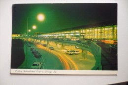 AEROPORT / AIRPORT / FLUGHAFEN    CHICAGO O HARE   INTERNATIONAL AIRPORT - Aerodromi