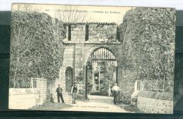 N°249  -  Les Essarts ( Vendée) L'entrée Du Chateau      - Ear154 - Les Essarts