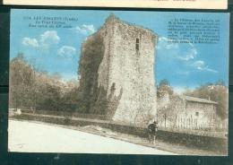 N°2754  -  Les  Essarts ( Vendée ) Le Vieux Chateau Tour Carrée Du XIè Siècle - Ear159 - Les Essarts