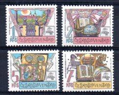 """Czechoslovakia - 1988 - """"Praga 88"""" International Stamp Exhibition (6th Issue) - MNH - Czechoslovakia"""