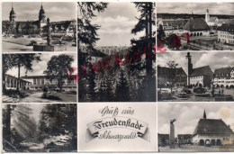 ALLEMAGNE - GRUSS AUS FREUDENSTADT - SCHWARZWALD - Non Classés