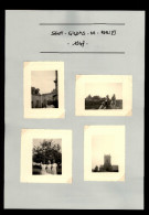 56 - SAINT-GILDAS-DE-RHUYS - 7 Petites Photos - Colonie De Vacances - 1947 - Lieux