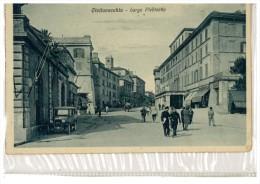 CIVITAVECCHIA - LARGO PLEBISCITO - Civitavecchia