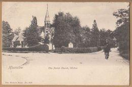 Middlesex   HOUNSLOW  Whitton Parish Church Mx48 - Middlesex
