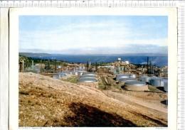 Installations  Industrielles De L Etang Berre   -  N°  7 -   - D.P. N° 42    G.C. -  Septembre   1954 - - Geographie