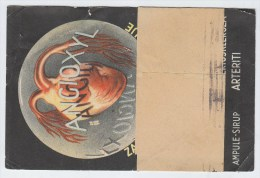Yugoslaiva ADVERTISING COVER 1941 - Covers & Documents