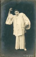 CPA PIERROT LES PECHES CAPITAUX LA COLERE  1903
