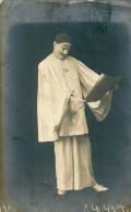 CPA PIERROT LES PECHES CAPITAUX LA LUXURE  1902