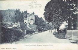 ESNEUX - Entrée Du Parc (Fond De Mary) - Editeur Bicheroux à Esneux - Esneux