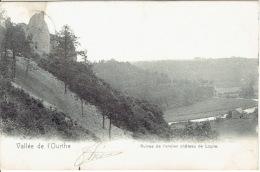 LOGNE - Vallée De L´Ourthe - Ruines De L´ancien Château De Logne - Ferrières
