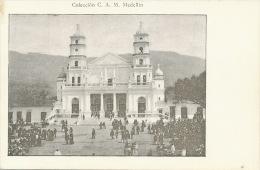 Medellin C.A.M.  Salida De Misa - Colombie