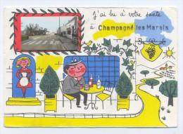 Champagné-les-Marais. - Zonder Classificatie