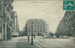 38 GRENOBLE / Place Lakanal / - Grenoble