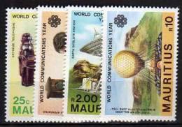 Mauritius   N° 573 / 576 ** - Maurice (1968-...)