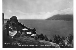 Maiori - Capo D'Orso - Una Mirabile Visione Della Divina Costiera Vista Dal Posto Di Ristoro - Salerno