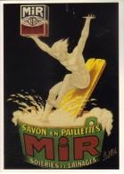 CPM - CENTENAIRE Editions - RECLAME 107 - MIR - Savon En Paillettes - Advertising