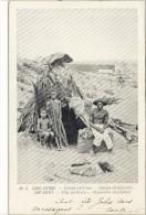 Carte Postale Ancienne Cap Vert - Ville De Praia. Chaumière De Pêcheur - Habitations - Cap Vert