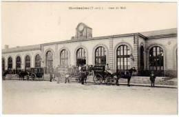 Montauban - Gare Du Midi ( Attelages ) - Montauban