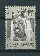1976 Bahrein 1 Dinar,definitive Used/gebruikt/oblitere - Bahrein (1965-...)