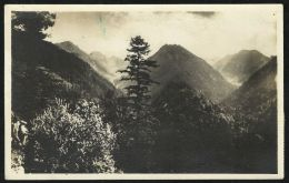 ROMANIA 1938 SKV Sektion Hermannstadt -Piscul Balii,Buleaial,mountains - Roumanie