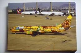 GOL LINHAS AEREAS  B 737 800   PR GUO - 1946-....: Moderne