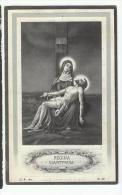 Doodsprentje Isidoor Albert MARTENS Echtg. Jeanne Was Berbroek 1921 Diest 1949 - Devotion Images