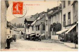 Saint Béat - Quartier De Langlade (édition Labouche) - France