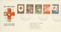 E14 - Met Adres / Open Klep (CW = € 90,-) - FDC