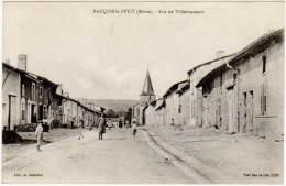 Nançois Le Petit - Rue De Willeroncourt - France