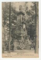 57 - Metz        Monument Des 7.000 Soldats Français Au Cimetière Chambière - Metz