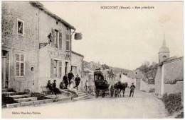 Boncourt - Rue Principale ( Diligence ) - France