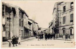 Anse - Rue Du Bourg Neuf - Anse