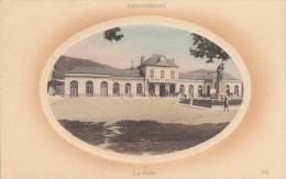 Remiremont, La Gare - Remiremont