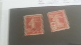 LOT 230558 TIMBRE DE FRANCE NEUF* N�146/147 VALEUR 46 EUROS