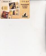 FRANCE - TELECARTE SHEBA -F 635 B - VARIETE 3 L à Collectionner - Francia