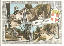 HERY SUR UGINE   Quatre Vues  No Lu 3  CIM - France