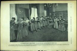 De 1902 - Article/photogravure - Le Conservatoire De Mimi Pinson - - Vieux Papiers