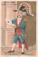 CHROMO EAU DES CARMES - BOYER 14 RUE DE L'ABBAYE à PARIS - Trade Cards