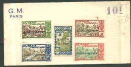 ININI Guyane Française Neufs - Guyane Française (1886-1949)