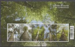 Blok 172. De Bomen Van Het Zonienwoud.lOngetand Met Nr. Op Rugzijde Aan 20% - Imperforates
