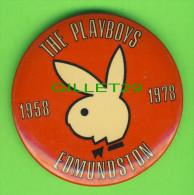 PIN´S - MACARONS - THE PLAYBOYS, 1958-1978, EDMUNSTON, NEW BRUNSWICK - - Personnes Célèbres