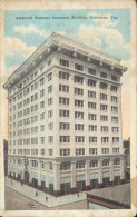 Carte Postale Ancienne (Post Card) - American National Insurance Building, Galveston, Tex. (U.S.A.)(Etats-Unis) - Galveston