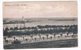 ES1378   MALAGA: Parque Y La Farole - Málaga